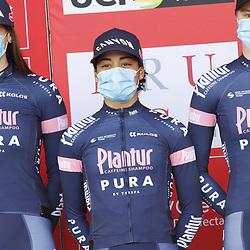 25-03-2021: Wielrennen: Classic Brugge - De Panne Women: De Panne<br />Plantur-Pura