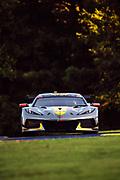 September 4-5, 2020. IMSA Weathertech Road Atlanta 6hr: #4 Corvette Racing Corvette C8.R, GTLM: Oliver Gavin, Tommy Milner
