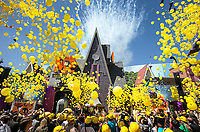 Opening of Despicable Me Minion Mayhem at Universal Studios Hollywood in Universal City, CA.April 11, 2014. Photo by David Sprague