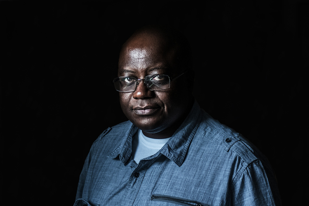 """Benjamiin Kitobo, victim and activist, Democratic Republic of Congo, 2018<br /> <br /> """"I am survivor from the Petit Séminaire de Kanzenze-Kolwezi (Democratic Republic of the Congo). I was just 13 years old and abused by Father Omer Verbeke of the Diocese of Ghent.<br /> <br /> Father Verbeke is missionary from Belgium to the diocese of Kolwezi. I am a professional registered nurse in Saint Louis, Missouri. I am a father of three boys and also a student in PhD program in nursing education. I am an active  member with ECA Global justice project.I am working actively for the protection of children and awareness to avoid sexual trauma in childhood."""" © Simone Padovani"""