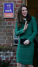 The Duchess of Cambridge visits EACH - 24 Jan 2017