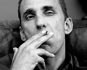 Will Self, english author, journalist and television personality.
