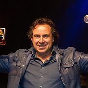 NLD/Amsterdam/20160202 - Uitreiking 100% NL Awards 2015,  Marco Borsato wint de prijs Album van het Jaar en Zanger van het Jaar