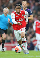 Arsenal's Reiss Nelson during the Premier League match at the Emirates Stadium, London. Picture date: 7th March 2020. Picture credit should read: Paul Terry/Sportimage