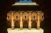MOROCCO, MARRAKECH Ben Youssef Medersa (Koranic School) 16th century Marinid Dynasty, largest Medersa in Morocco