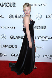 Lili Reinhart attends the 2018 Glamour Women of the Year Awards at Spring Studios in New York