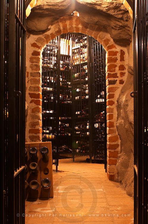 Källaren Grappe Wine Storage Cellar, Stockholm, Sweden, Sverige, Europe