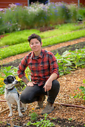 Stacey Givens of the Side Yard Farm and Kitchen