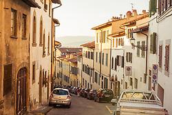 Costa San Giorgio, Florence, Italy. 28/08/15. Photo by Andrew Tallon
