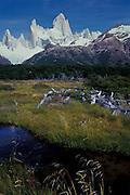 Mount Fitz Roy, Los Glaciares National Park, Patagonia
