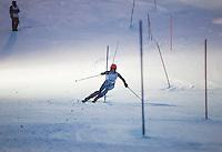 Cliff Nyquist Memorial Slalom at Gunstock February 15, 2011.