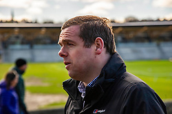 Pictured: <br />Scottish Conservative Leader Douglas Ross was campaigning in Inverleith, Edinburgh today with Mungo, a colleagues dog. He set out a series of measures to potect Scotland's natural environment on land, rivers and sea.<br /><br />Ger Harley | EEm 5 April 2021