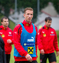 03.06.2013, Ernst Happel Stadion, Wien, AUT, FIFA WM Qualifikation, Oesterreich vs Schweden, Training Oesterreich, im Bild Marc Janko, (AUT, #21)// during an Austrian practice session for the FIFA World Cup Qualifier Match between Austria (AUT) and Sweden (SWE) at the Ernst Happel Stadion, Vienna, Austria on 2013/06/03. EXPA Pictures © 2013, PhotoCredit: EXPA/ Sebastian Pucher