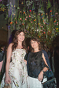 DAISY LOWE; ALEX SHULMAN, Fashion and Gardens, The Garden Museum, Lambeth Palace Rd. SE!. 6 February 2014.