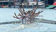 Henley on Thames. United Kingdom.  Abingdon School<br /> beat St. Edward's School  2013 Henley Royal Regatta, Henley Reach. 14:57:35  Sunday  07/07/2013  [Mandatory Credit Peter Spurrier/ Intersport Images]