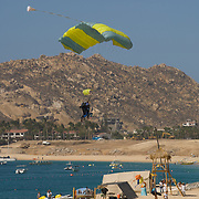 Skydiving in Cabo San Lucas. BCS. MX.