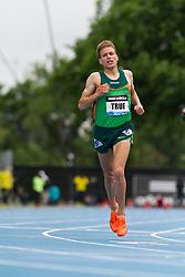 adidas Grand Prix track & field: Diamond League professional meet, mens 5000 meters, Ben True