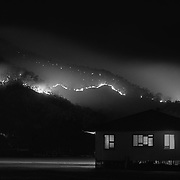 Aeroglen Hillslopes Fire