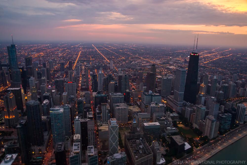 Downtown Chicago & Lake Shore Drive