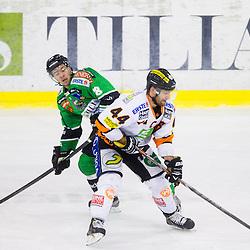 20140119: SLO, Ice Hockey - EBEL League, HDD Telemach Olimpija vs Moser Medical Graz 99ers