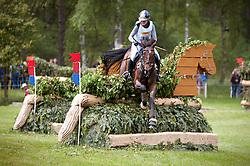 De Liedekerke Lara (BEL) - Quella Langonnaise <br /> Cross Country <br /> CCI4*  Luhmuhlen 2014 <br /> © Hippo Foto - Jon Stroud