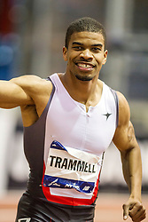 Millrose Games: Terrence Trammell wins 60m Hurdles