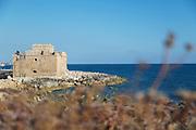 Paphos Castle in Cyprus