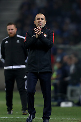 December 6, 2017 - Porto, Porto, Portugal - Leonardo Jardim head coach of AS Monaco FC during the UEFA Champions League Group G match between FC Porto and AS Monaco FC at Dragao Stadium on December 6, 2017 in Porto, Portugal. (Credit Image: © Dpi/NurPhoto via ZUMA Press)