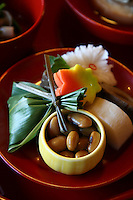 """Shojin Ryori Vegetarian Temple Cuisine """"Shojin Ryori"""" is vegetarian cuisine at its best, consisting of pickled, seasonal vegetables and a variety of tofu dishes artfully arranged on lacquerware."""