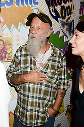 SEASICK STEVE at the Hoping Foundation's 'Rock On' Benefit Evening for Palestinian refuge children held at the Cafe de Paris, London on 20th June 2013.