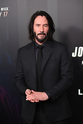 May 9, 2019 - New York, NY, USA - May 9, 2019  New York City..Keanu Reeves attending 'John Wick: Chapter 3 Parabellum' film premiere on May 9, 2019 in New York City. (Credit Image: © Kristin Callahan/Ace Pictures via ZUMA Press)