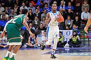 DESCRIZIONE : Eurocup 2014/15 Last32 Dinamo Banco di Sardegna Sassari -  Banvit Bandirma<br /> GIOCATORE : Jerome Dyson<br /> CATEGORIA : Palleggio<br /> SQUADRA : Dinamo Banco di Sardegna Sassari<br /> EVENTO : Eurocup 2014/2015<br /> GARA : Dinamo Banco di Sardegna Sassari - Banvit Bandirma<br /> DATA : 11/02/2015<br /> SPORT : Pallacanestro <br /> AUTORE : Agenzia Ciamillo-Castoria / Luigi Canu<br /> Galleria : Eurocup 2014/2015<br /> Fotonotizia : Eurocup 2014/15 Last32 Dinamo Banco di Sardegna Sassari -  Banvit Bandirma<br /> Predefinita :