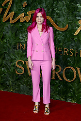 The British Fashion Awards 2018 at the Royal Albert Hall in London, UK. 10 Dec 2018 Pictured: Georgia May Jagger. Photo credit: Fred Duval/MEGA TheMegaAgency.com +1 888 505 6342