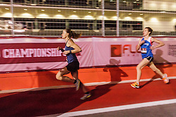 Beer Mile World Championships, Inaugural, Women's Elite race, Chris Kimbrough