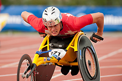 Marcel Hug T54 SUI at 2014 IPC Athletics Grandprix, Nottwil, Switzerland