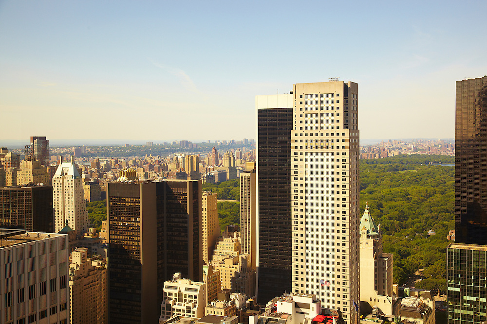 View of Central Park from 641 Fifth Avenue, #46C