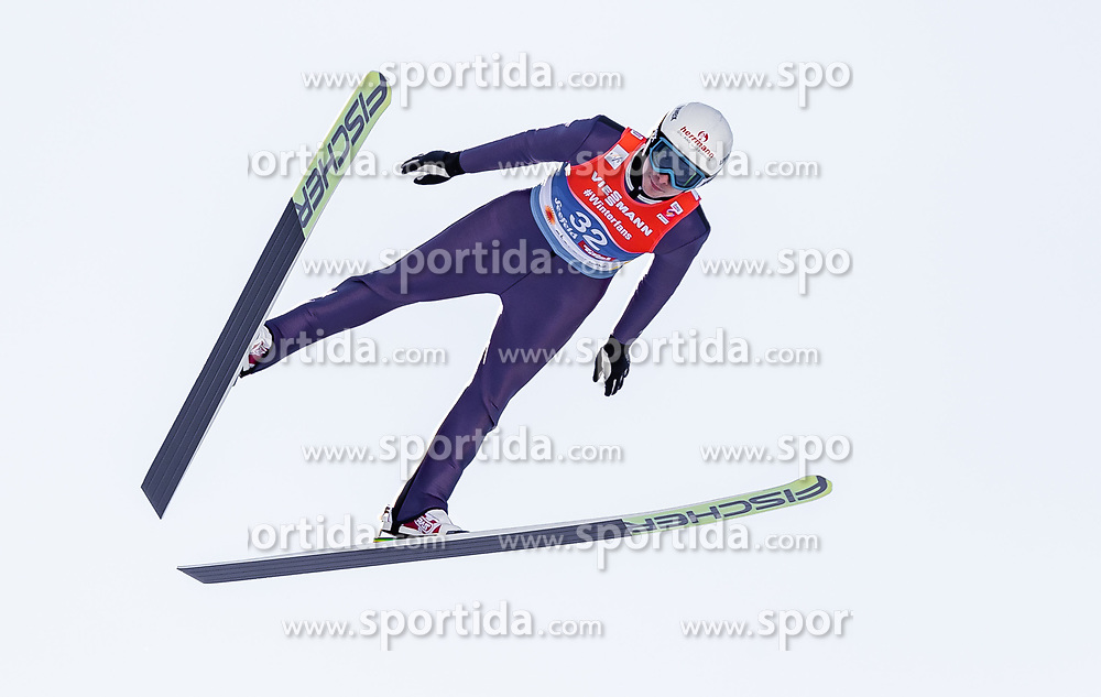 28.02.2019, Seefeld, AUT, FIS Weltmeisterschaften Ski Nordisch, Seefeld 2019, Nordische Kombination, Skisprung, im Bild Ernest Yahin (RUS) // Ernest Yahin of Russian Federation during the Ski Jumping competition for Nordic Combined of FIS Nordic Ski World Championships 2019. Seefeld, Austria on 2019/02/28. EXPA Pictures © 2019, PhotoCredit: EXPA/ JFK