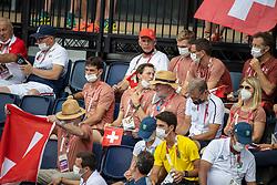 Teamp Switzerland<br /> Olympic Games Tokyo 2021<br /> © Hippo Foto - Dirk Caremans<br /> 31/07/2021