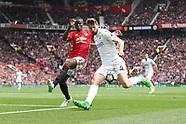 Manchester United v Swansea City 300417