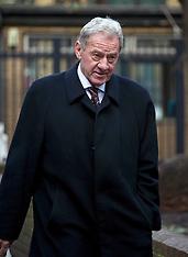 Harry Redknapp at court