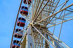 The 'big wheel' in Edinburgh's East Princes Street Gardens is a major attraction in 'Edinburgh's Christmas'.<br /> <br /> (c) Andrew Wilson | Edinburgh Elite media