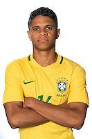 Football Conmebol_Concacaf - <br />Copa America Centenario Usa 2016 - <br />Brazil National Team - Group B - <br />Douglas dos Santos Justino de Melo