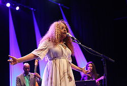 Apr 2, 2016 - Cape Town, Western Cape , South Africa - CASSANDRA WILSON performed at the 16th Annual Cape Town Jazz Festival, that took place at the Cape Town International Convention Centre. (Credit Image: © Bertram Malgas via ZUMA Wire)