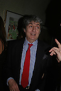 Tom Conti. Artists Independent Networks  Pre-BAFTA Party at Annabel's co hosted by Charles Finch and Chanel. Berkeley Sq. London. 11 February 2005. . ONE TIME USE ONLY - DO NOT ARCHIVE  © Copyright Photograph by Dafydd Jones 66 Stockwell Park Rd. London SW9 0DA Tel 020 7733 0108 www.dafjones.com