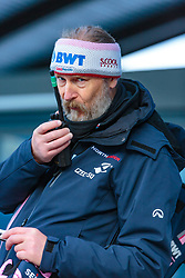 31.12.2017, Olympiaschanze, Garmisch Partenkirchen, GER, FIS Weltcup Ski Sprung, Vierschanzentournee, Garmisch Partenkirchen, Qualifikation, im Bild Cheftrainer Richard Schallert (CZE) // Austrian Headcoach of Czech Republic Richard Schallert during his Qualification Jump for the Four Hills Tournament of FIS Ski Jumping World Cup at the Olympiaschanze in Garmisch Partenkirchen, Germany on 2017/12/31. EXPA Pictures © 2017, PhotoCredit: EXPA/ Stefanie Oberhauser