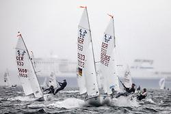 , Travemünde - Travemünder Woche 21. - 30.07.2017, 420er - GER 55330 - Lennart KUSS - Paul ARP - Warnemünder Segel-Club e. V翂
