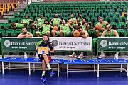 Team Banco di Sardegna Dinamo Sassari<br /> Media Day Banco di Sardegna Dinamo Sassari<br /> FIBA Basketball Champions League 2019-2020<br /> Sassari, 14/10/2019<br /> Foto L.Canu / Ciamillo-Castoria