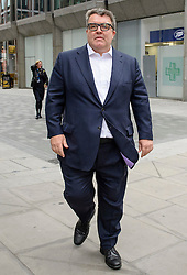 © Licensed to London News Pictures. 20/09/2016. London, UK. Labour party deputy leader TOM WATSON arrives at Labour Party headquarters in central London for an NEC meeting where Labour Party shadow cabinet selection is due to be discussed. Labour MPs voted overwhelmingly to bring back Shadow Cabinet elections, a move that will need to be passed before the Labour National Executive Committee before it can be agreed on at conference later this month. Photo credit: Ben Cawthra/LNP