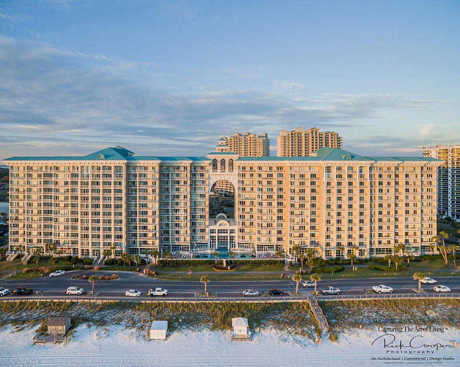 Majestic Sun Condomiums in Miramar Beach, Florida