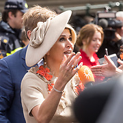 NLD/Amersfoort/20190427 - Koningsdag Amersfoort 2019, Koningin Maxima